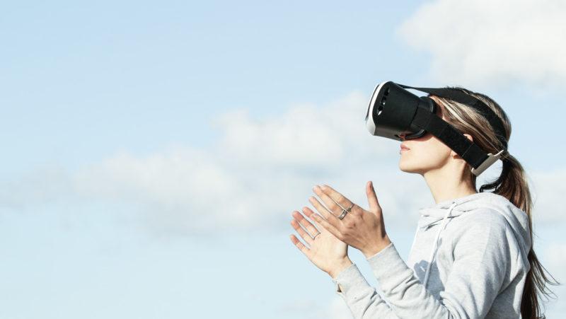 Virtual-Reality-Veranstaltung